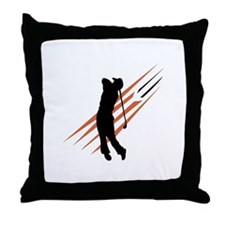 Golf13 Throw Pillow