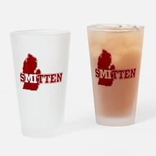 SMitten Drinking Glass