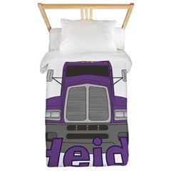Trucker Heidi Twin Duvet
