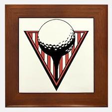 Golf15 Framed Tile