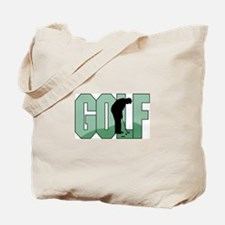 Golf16 Tote Bag