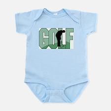 Golf16 Infant Creeper