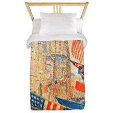 Famous Paintings: Celebration! Twin Duvet