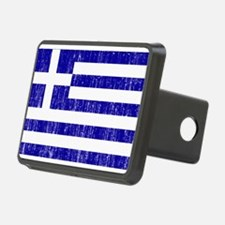 Greece Flag Hitch Cover