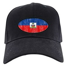 Haiti Flag Baseball Hat