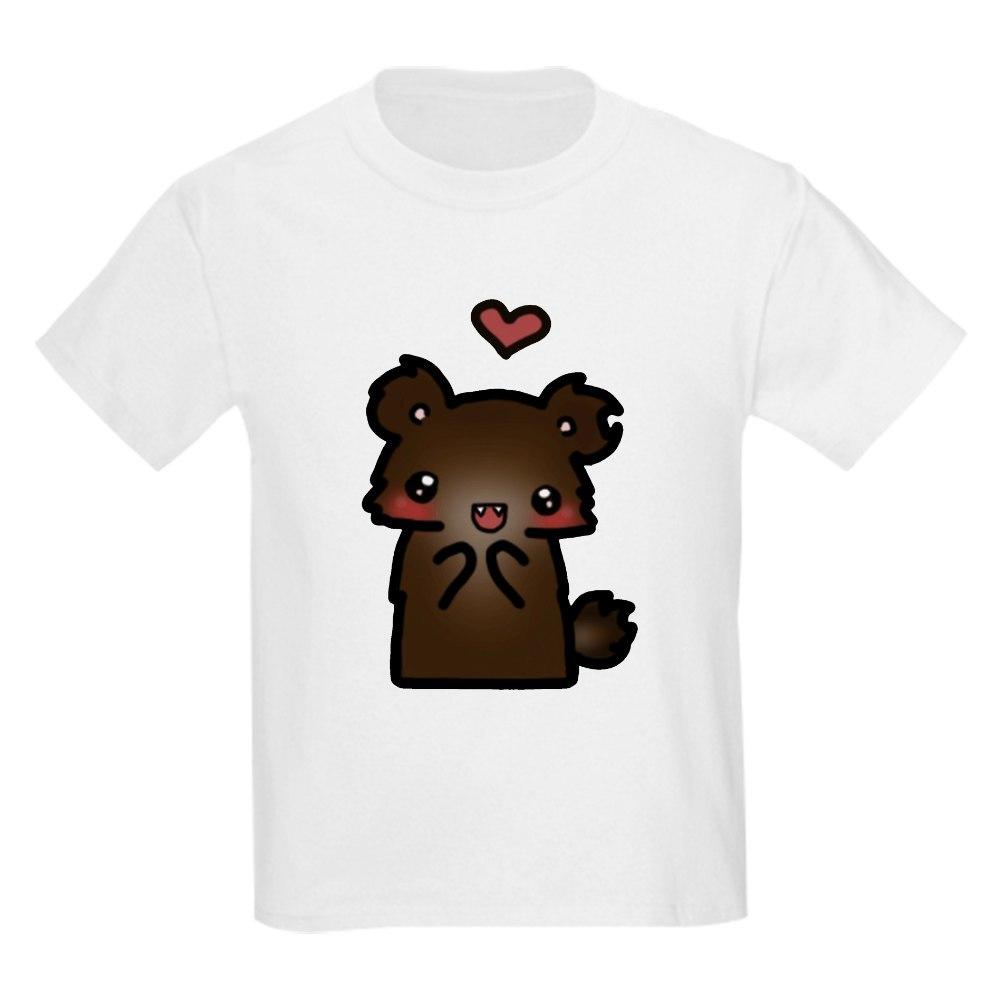 CafePress ldshadowlady bear Kids Light T-Shirt