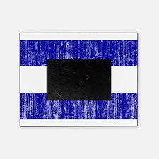 Honduras Flag Picture Frame