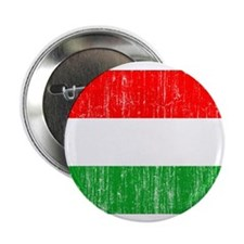 """Hungary Flag 2.25"""" Button (10 pack)"""