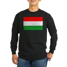 Hungary Flag T