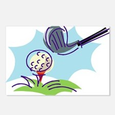 Golf24 Postcards (Package of 8)