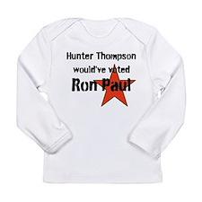 hunterthompson Long Sleeve Infant T-Shirt
