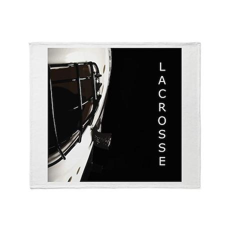 Lacrosse Throw Blanket