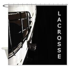 Lacrosse Shower Curtain