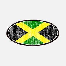 Jamaica Flag Patches