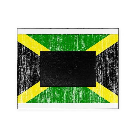 Jamaica Flag Picture Frame