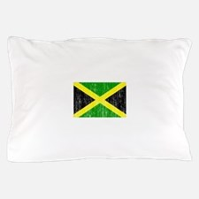 Jamaica Flag Pillow Case