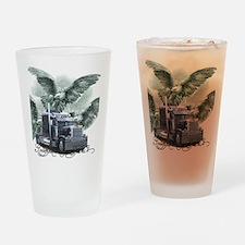 Independent Spirit Drinking Glass
