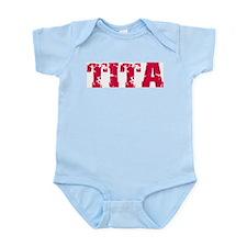 Tita Infant Bodysuit