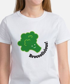 Cute Funny broccoli design Tee