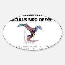 prey_8.jpg Sticker (Oval)