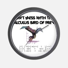 prey_8.jpg Wall Clock