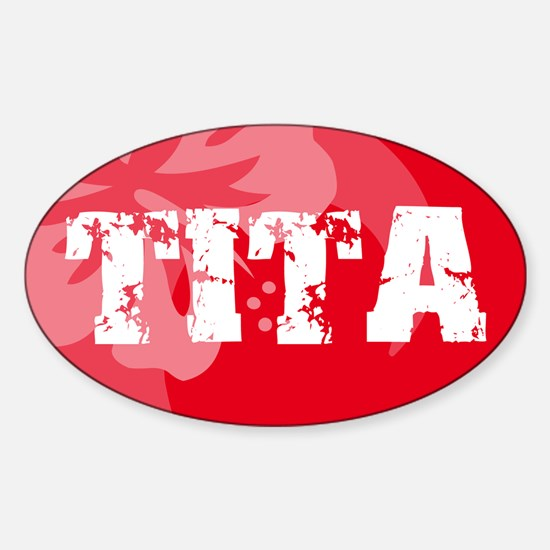 Tita Sticker (Oval)