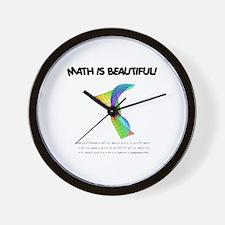 beautiful_12.jpg Wall Clock