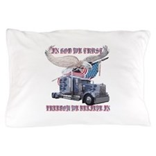 in god we trust.png Pillow Case