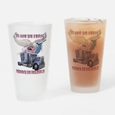 in god we trust.png Drinking Glass
