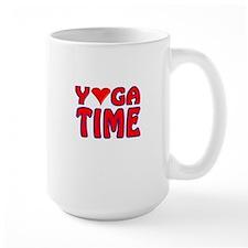 Yoga Time Mug