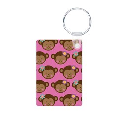 Monkey Girls Keychains