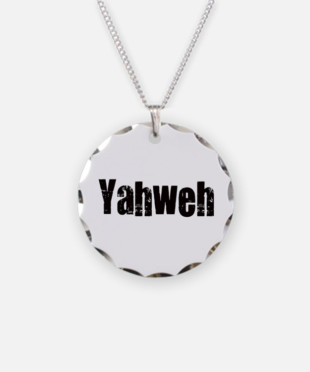 Yahweh Necklace