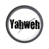 Yahweh Wall Clocks