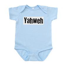 Yahweh Infant Bodysuit