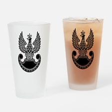 Polish SF Insignia Drinking Glass