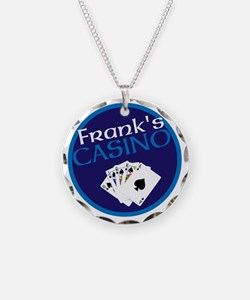 Personalized Casino Necklace