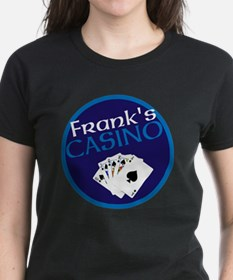 Personalized Casino Tee