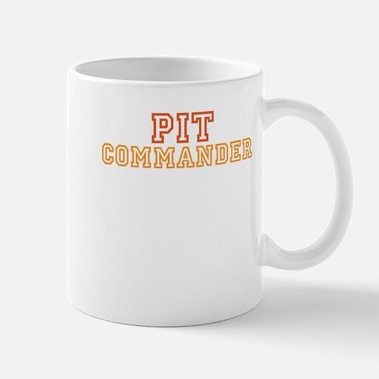 Pit Commander Mug
