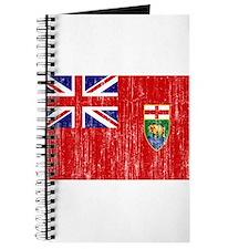 Manitoba Flag Journal