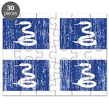 Martinique Flag Puzzle