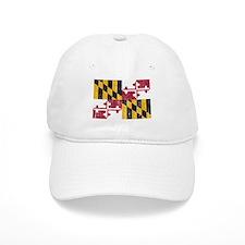 Maryland Flag Baseball Cap
