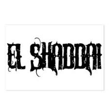 El Shaddai Postcards (Package of 8)