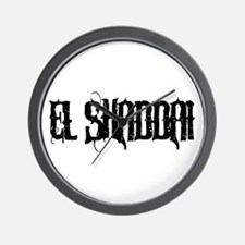 El Shaddai Wall Clock