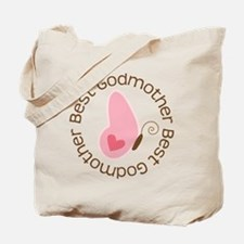 Best Godmother Gift Tote Bag