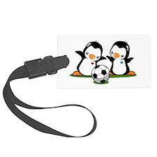 I Like Soccer (2) Luggage Tag