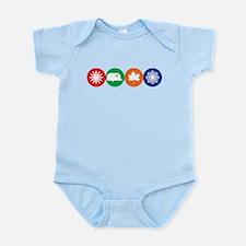 Airstream Season Infant Bodysuit