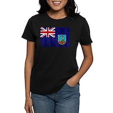 Montserrat Flag Tee