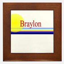 Braylon Framed Tile