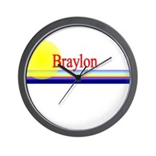 Braylon Wall Clock