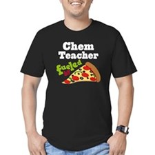 Chem Teacher Funny Pizza T